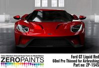 1545 Ford GT Liquid Red - Image 1