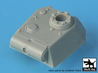 Panther G turret conversion set for Dragon 7233 - Image 1