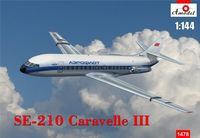 Se Aviation Caravelle III
