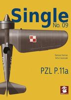 Single No. 09 PZL P.11a