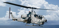 USMC AH-1W SuperCobra Attack Helicopter - Image 1