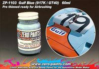 1103 Gulf Blue for 917s and GT40s etc