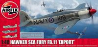 Hawker Sea Fury FB.11 'Export Edition'