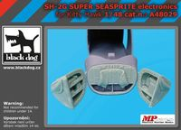 SH-2G Super Seasprite electronics  for Kity Hawk
