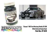 1231 Eleanor 1967 Ford Mustang Shelby GT-500