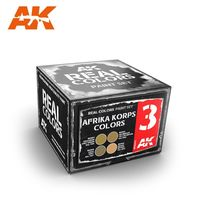 RCS003 Afrika Korps Colors Set