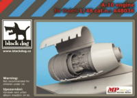 A-10 engine for Italeri - Image 1
