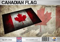 Canadian Flag 297 x 210mm