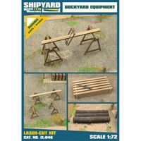 Dockyard Equipment skala 1:72