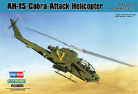 AH-1S Cobra Attack Helicopter - Image 1