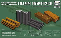 Ammunition crates and containers105mm Howitzer