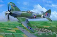 British Supermarine Spiteful F Mk.XIV