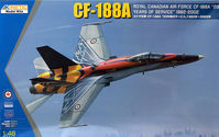 "CF-188A Royal Canadian Air Force CF-188A ""20 Years of service"" 1982 - 2002"