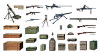 Accessories and Guns - Image 1