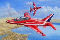 RAF Red Arrows Hawk T Mk.1/1A - Image 1