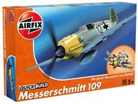 QUICK BUILD Messerschmitt Bf109e