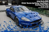 1408 Vivid Royal Blue - Aston Martin DBR9 (Cirtek/ Russian Age Racing, Team Modena)