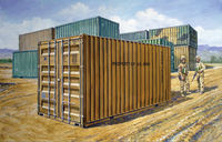 20 Military Container - Image 1