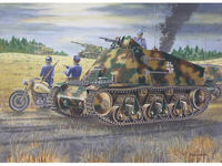 German 38(H) Artillery Observation Vehicle