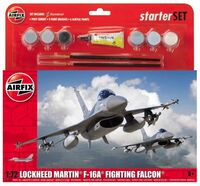 Lockheed Martin F-16A Fighting Falcon - Starter Set