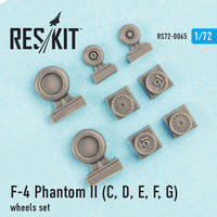 F-4 Phantom II (C, D, E, F,G) wheels set - Image 1