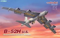 B-52H U.S. Stratofortress strategic bomber