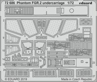 Phantom FGR.2 undercarriage  AIRFIX - Image 1