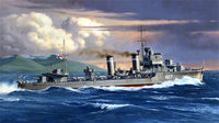British E Class Destroyer