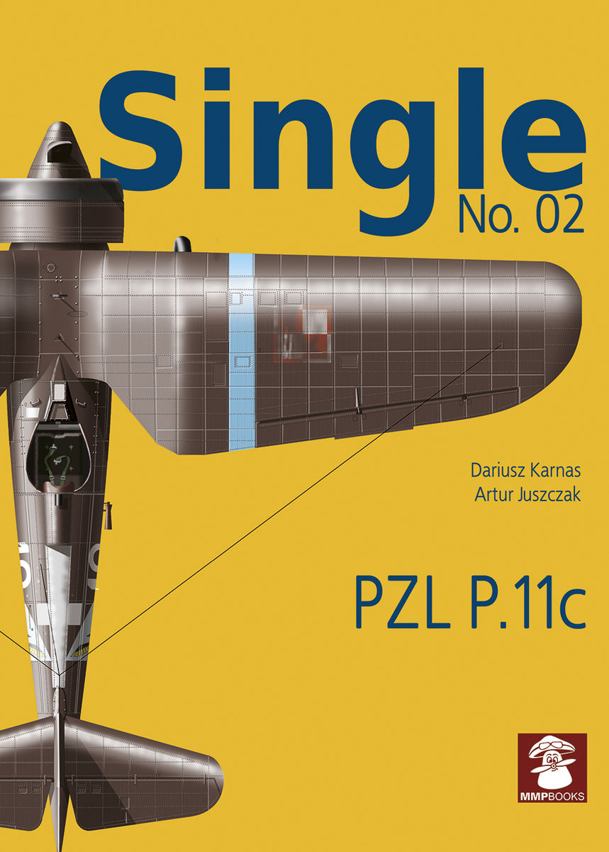 Single No. 02. PZL P.11c - Image 1