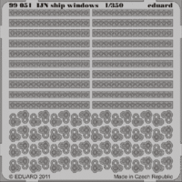IJN ship windows  1/350 - Image 1