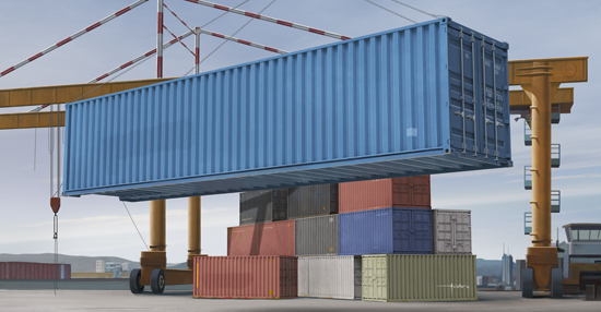 40ft Container - Image 1