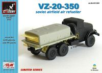 VZ-20-350 Soviet modern airfield air refueller