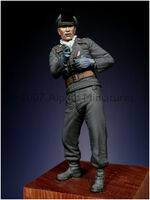 Early WW2 Panzer Officer