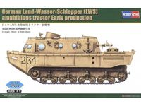 German Land-Wasser-Schlepper (LWS) amphibi tractor Early production - Image 1