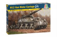 M12 Motor Gun Carriage