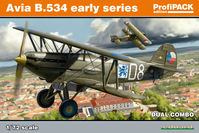Avia B-534 early series
