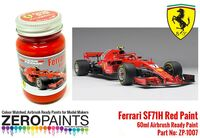 1007 Ferrari SF70H Red