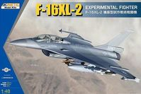 F-16XL-2 Experimental Fighter