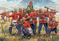 British Infantry (Zulu War)