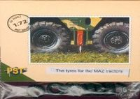 THE TYRES FOR MAZ TRACTOR - Image 1