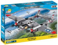 Cobi Small Army Lockheed P-38 Lightning