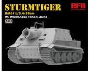 STURMTIGER W/ WORKABLE TRACK LINKS