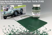 1406 Aston Martin DBR3S LM Metallic Green