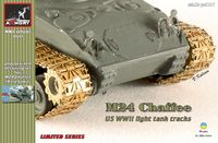 M24 Chaffee tracks - Image 1