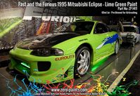 1411 Fast and Furious Mitsubishi Eclip