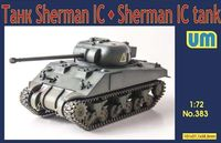 Medium tank Sherman IC