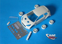 Citroen DS3 R5 - Conversion without decal (resin parts + P/E) - Image 1