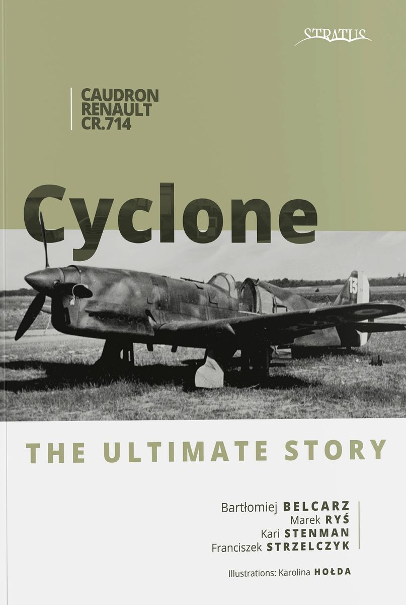 Caudron-Renault CR.714 Cyclone - The Ultimate Story - Image 1