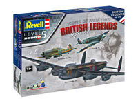 Icons of Aviation British Legends Gift Set