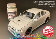 3032 Light Grey Primer